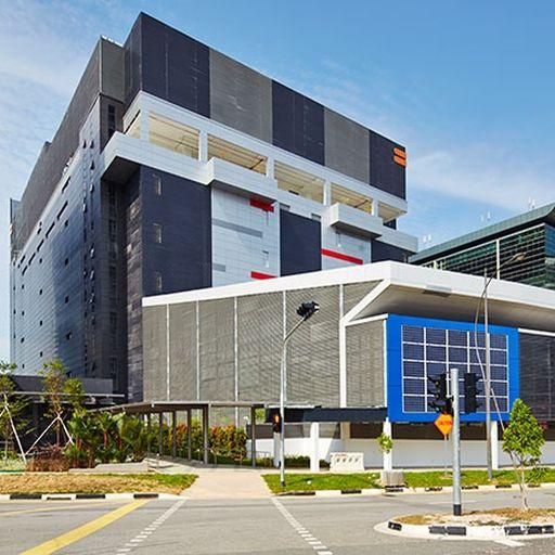 Equinix S3 Data Center